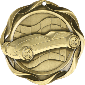 Fusion Medal - Pinewood Derby