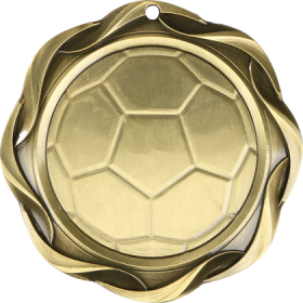 Fusion Medal - Soccer