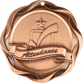 Fusion Medal - Attendance
