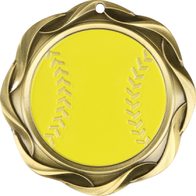 Fusion Medal - Softball
