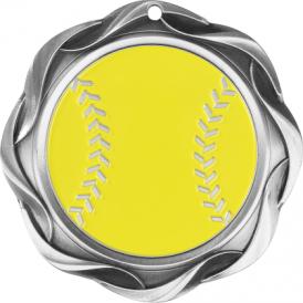 Fusion Medal - Softball