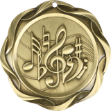 Fusion Medal - Music