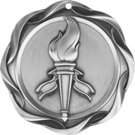 Fusion Medal - Victory Torch