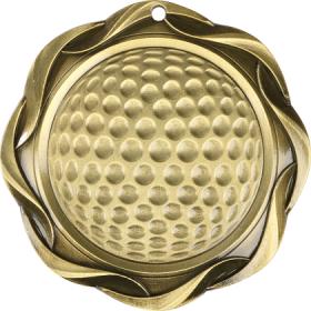 Fusion Medal - Golf