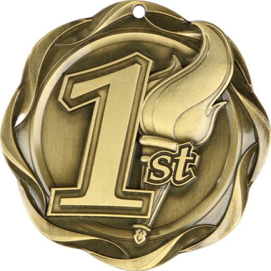 Fusion Medal - 1st Place
