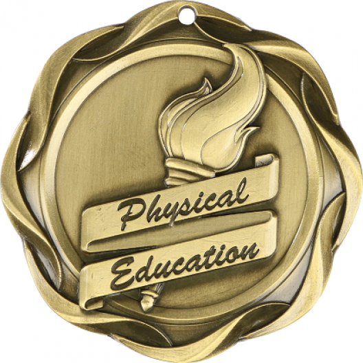 Fusion Medal - Physical Education