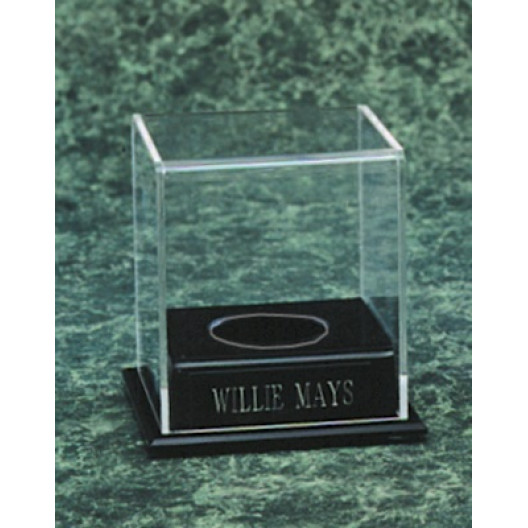 Baseball Holder Acrylic Display Case