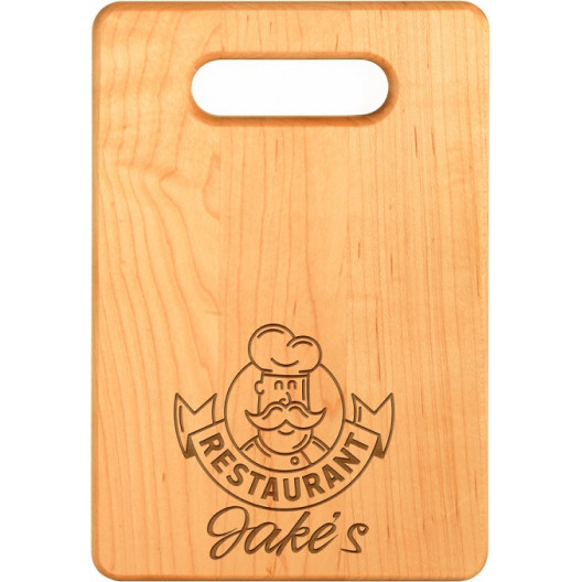 Rectangle Cutting Board - 9""