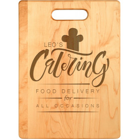 Rectangle Cutting Board - 13""
