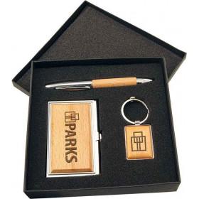 Wood Gift Set