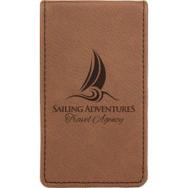 Laserable Leatherette Manicure Gift Set