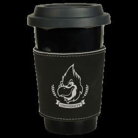 Laserable Leatherette Mug Sleeves