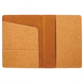 Laserable Leatherette Passport Holders