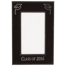 Laserable Leatherette Photo Frames