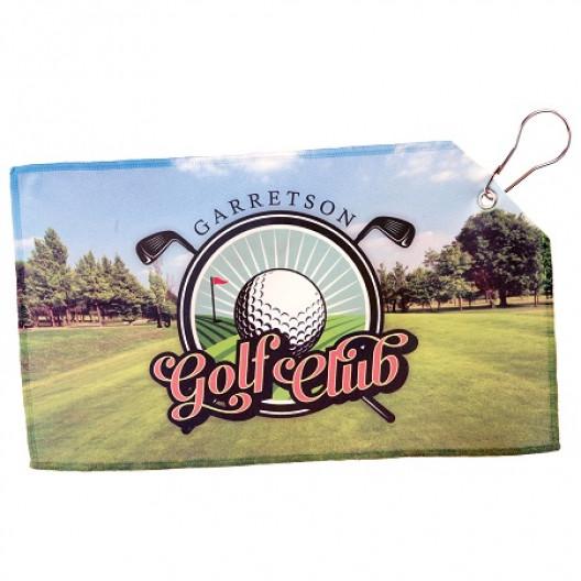 Microfiber Golf/Bar Towels