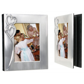 """Hearts"" Photo Album Cover"