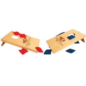 Laserable Wood Mini Bag Toss Game