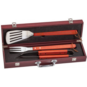 Rosewood BBQ Gift Set