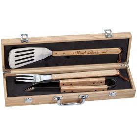 Oak BBQ Gift Set