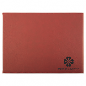 """Leatherette Certificate Holder for 8 1/2"""" x 11"""""""