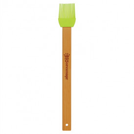 Silicone Baster Brush with Bamboo Handle