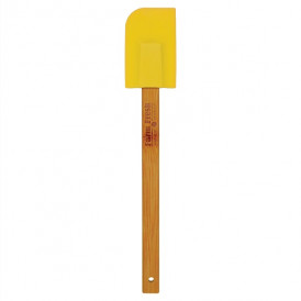 Silicone Spatula with Bamboo Handle