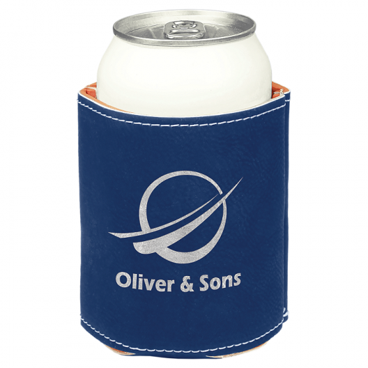 Beverage Holder - Blue/Silver