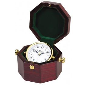 Piano Finish Octagon Clock
