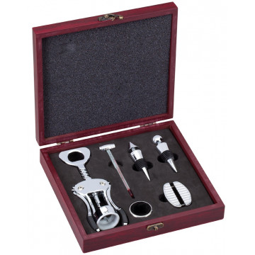 6 Piece Wine Gift Set