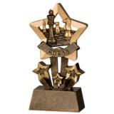 Chess Star Resin