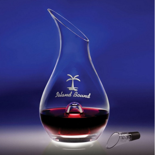 46 oz. Essence Wine Decanter