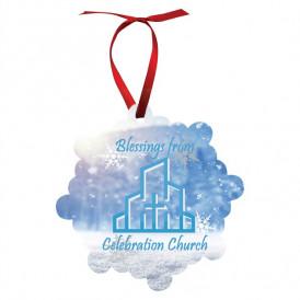 Gloss Aluminum Ornament