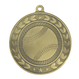 Illusion Medal - Baseball