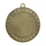 Illusion Medal - Basketball