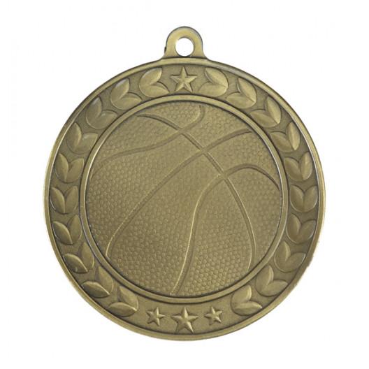 Illusion Medal - Basketball