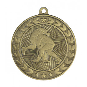 Illusion Medal - Wrestling