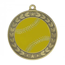 Illusion Medal - Softball