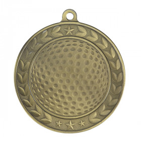 Illusion Medal - Golf