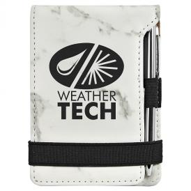 Leatherette Pad/Pen