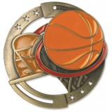 Basketball M3XL Medal