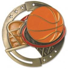 Basketball M3XL Medal