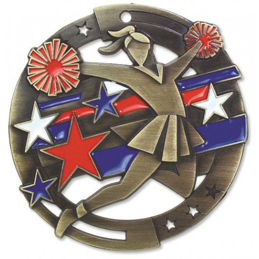 Cheer M3XL Medal