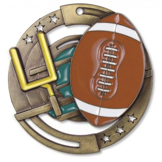 Football M3XL Medal