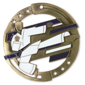 Martial Arts M3XL Medal