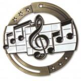 Music M3XL Medal