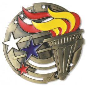 Victory Torch M3XL Medal