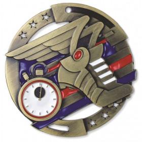 Track M3XL Medal