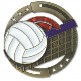 Volleyball M3XL Medal
