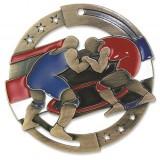 Wrestling M3XL Medal