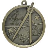 Mega Math Medal